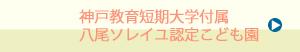 神戸教育短期大学付属八尾ソレイユ認定こども園